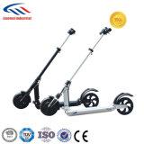 scooter électrique de moteur sans frottoir pliable de batterie au lithium de mobilité des roues 350W 2