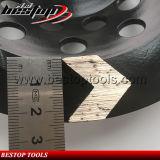 """абразивный диск чашки 180mm конкретный каменный с 5/8 """" - отверстиями 11 соединения"""