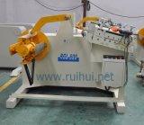 압박 기계 (RGL-500)에 있는 Uncoiler 직선기 기계