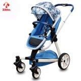Высокая ландшафт + Stroller Stroller рамы сиденья