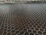 Chemin de fer coeurs alvéolaire en aluminium