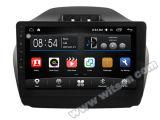 """Grand écran 10,2"""" Witson Android 6.0 DVD de voiture pour Hyundai IX35 (basse avec moteur 2.0L) 2008-2013"""
