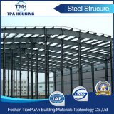 Entrepôt de dessin de structures métalliques d'usine chinoise neuve de modèle