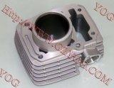 Piezas de motocicleta mejor Kit de cilindro el cilindro para la Titan150