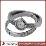 Reloj de dama moda de aleación de juego clásico reloj de pulsera de cuarzo