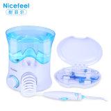 El diseño compacto de Nicefeel salva la nueva agua Flosser dental del espacio contrario