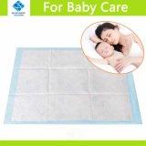 La FDA Ce Pañales desechables absorbentes cama cambio de pañal elástico