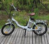 성인을%s 전기 자전거를 접히는 250W