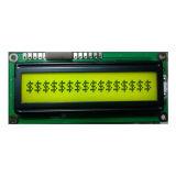 Étalage graphique de module de l'affichage à cristaux liquides 160*160, contre-jour vert, écran LCD de matrice de points