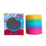 5.5*6.5 cm blinkender magischer Regenbogen des Sprung-Spielzeugs