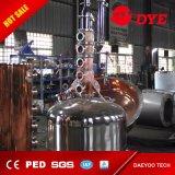 Промышленная выгонка вискиа нержавеющей стали оборудования выгонки спирта