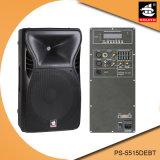 15 Zoll PRO350w Digital Ampere aktiver Plastiklautsprecher PS-5515debt USB-Ableiter-FM Bluetooth EQ