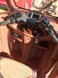 Tre biciclette Closed a pile elettriche del triciclo del carraio