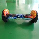На заводе 2 колеса на самокате электрический скутер Hoverboard балансировки