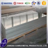 De Leverancier van China het Met een laag bedekte Haarscheurtje van AISI 304 430 Titanium beëindigt de Plaat van het Roestvrij staal