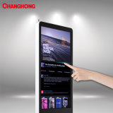 43 de Commerciële Vertoning van Upstand LCD van de Totem van het Scherm van de Aanraking van de duim Ls1000A (Th)