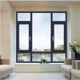 50 тепловой Break алюминиевая дверная рама перемещена окна