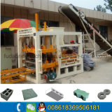 十分のQt4-18自動具体的なHabiterraのブロック機械Fudaの機械装置