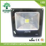 lumière d'inondation de lampe de 30W 3000K DEL