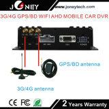 Spitzenauto-Schreiber der menge-Sicherheits-DVR 4G/GPS/WiFi