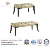 Moderne Hotel-Möbel für König Bedroom mit Bett-Prüftisch (6334)