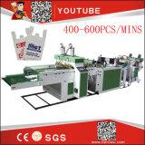 Held-Marken-kaufende Plastiktasche, die Maschine herstellt Preis festzusetzen (DF350)