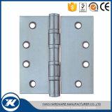 O hardware da porta de aço inoxidável 2BB Dobradiça topo da porta de madeira