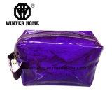 Le sac imperméable à l'eau de produit de beauté de PVC transparent le plus chaud