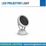 Indicatore luminoso del punto di profilo di illuminazione 18W LED di paesaggio di Intiground di illuminazione
