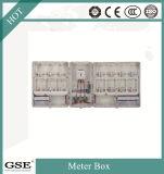 PC -1201-1201z/PC zk monophasé douze boîtier de compteur (avec boîtier de commande principal) / Compteur monophasé douze case (avec le boîtier de commande principal de la carte)