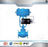 Posicionador inteligente con Hart y caja de interruptores de límite