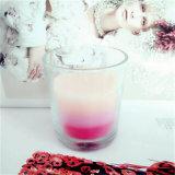 بيع بالجملة ثبت 4 رائحة يشمّ شمعة زجاجيّة [فوتيف] لأنّ بيتيّة زخرفة وهبة ترقية