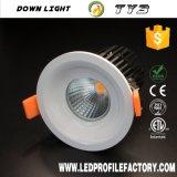 Ty3 встраиваемый светодиодный затенения для освещения