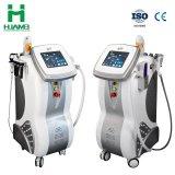 3 gestiona radiofrecuencia bipolar Nd YAG Elight IPL RF la máquina de eliminación del vello