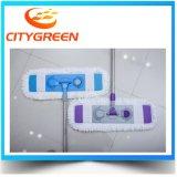 Preiswerter Microfiber Miagc flacher Mopp für Fußboden-Reinigung, Aluminiumplatte