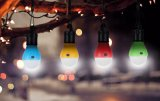 Camper extérieur 3 lampes économiseuses d'énergie d'éclairage LED (JG698)
