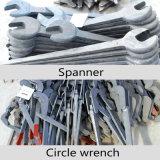 Bewegliche Ölplattform und Bohrmaschine für das Wasser-Vertiefungen, Entkernen und Aufbau