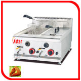 Stufa di cottura elettrica della tagliatella del fornello della pasta del gas di Astar con quattro scompartimenti
