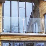 Disegno di vetro dell'inferriata del tetto esterno antiruggine superiore del grado
