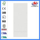 Vertikale und Stragiht weiße Primer-Tür/Tür-Haut (JHK-F04)