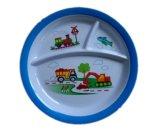 ميلامين جدي أطفال [دينّرور] خنزير يغذّي قصع/طفلة كرسي تثبيت يغذّي