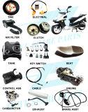 Piezas completas de la motocicleta de la fuente Gy6 125cc 150cc