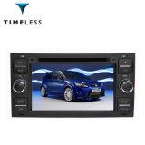 Plataforma Android 7.1 S190 2 DIN Car Audio Video Player de DVD GPS para o Ford Focus Antigo/Mondeo com /WiFi (TID-Q140)