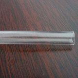 Tubulação de mangueira plástica transparente da mola do PVC dos bens de alta pressão