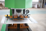 Q35y-50多機能のベンダーまたはせん断またはノッチまたは穿孔器の油圧鉄の労働者