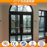 Тепловой Break алюминиевая дверная рама перемещена окна