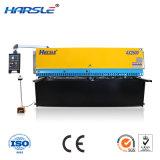 넓게 칭찬된 Harsle 상표 QC12k 디지털 표시 장치 유압 그네 광속 기계