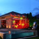 Миниый напольный репроектор освещения лазера /Indoor СИД салатовый с домом сада ландшафта выставки внешним