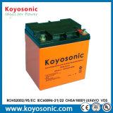 Герметичный свинцово-кислотный глубокую цикл батареи AGM Аккумулятор 12V 20AH