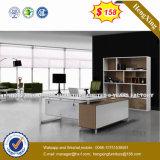 Marché de style loft MDF de couleur blanche (bureau UL-MFC467)